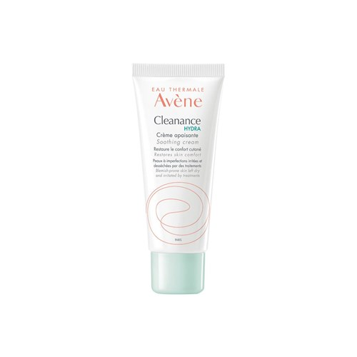 HYDRA CREME APAISANTE PEAUX A IMPERFECTIONS IRRITEES ET DESSECHEES 40ML CLEANANCE AVENE