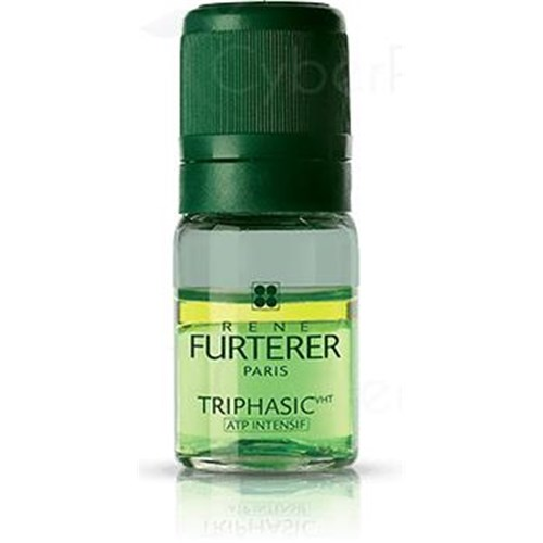 TRIPHASIC VHT ATP INTENSIF SÉRUM RÉGÉNÉRATEUR ANTICHUTE Chute progressive 8 flacons de 5.5 ml