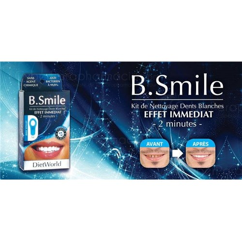 B.Smile Dents Blanches
