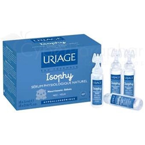 Isophy natural Saline, single dose. - Bt 18