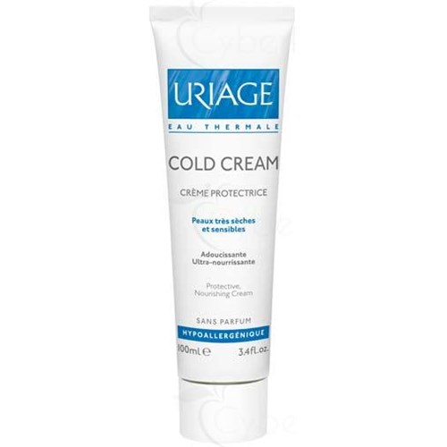 COLD CREAM Uriage Cold cream, protective cream. - 75 ml tube