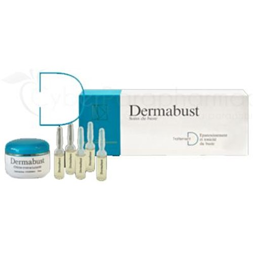 DERMABUST Development Treatment box