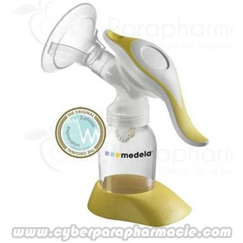 HARMONY Manual breast pump 2-stage
