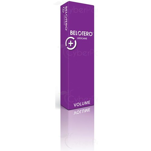 BELOTERO VOLUME Lidocaïne 2x1 ml