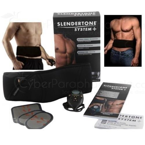 SYSTEM PLUS Tonification abdominale intensive.