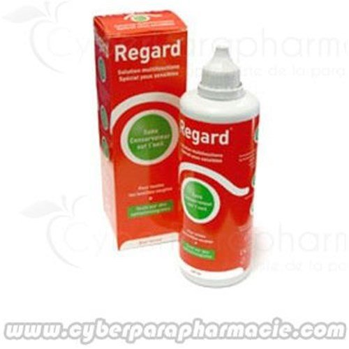 REGARD Multipurpose solution for soft lenses 60 ml