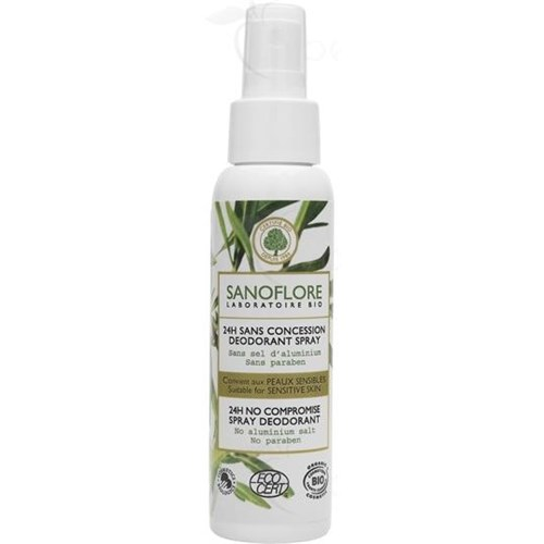 DEODORANT SPRAY 24H 100ml