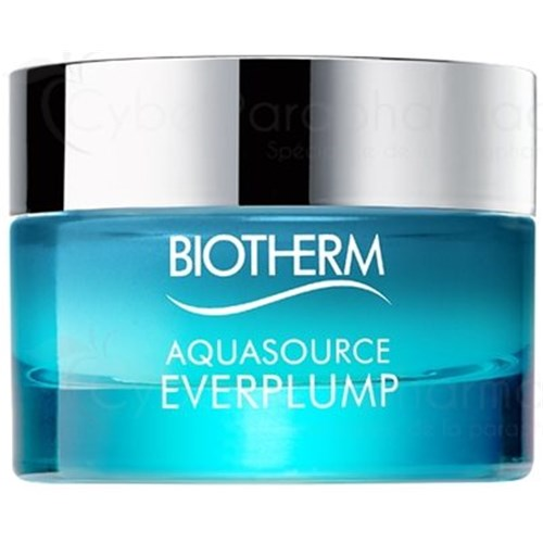 AQUASOURCE EVERPLUMP, soin hydratant anti-rides et rebond, 50ml