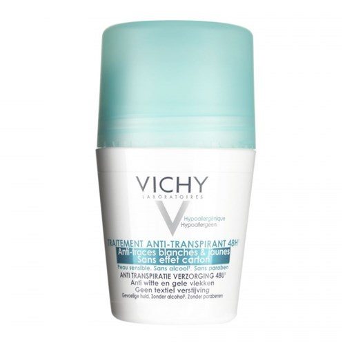 VICHY DEODORANT BILLE ANTI-TRANSPIRANT ANTI-TRACES 50ML