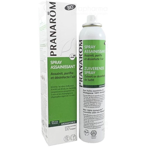 AROMAFORCE Spray Assainissant 150ML