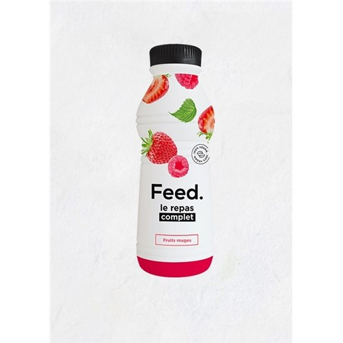 FEED Fruits rouges 750 ml