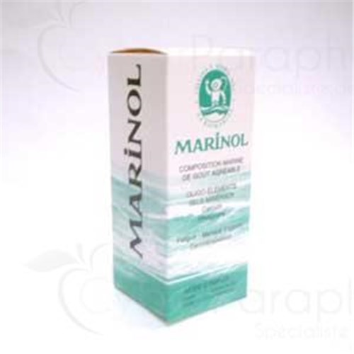 MARINOL, Syrup, marine composition with trace elements and minerals. - Fl 200 ml
