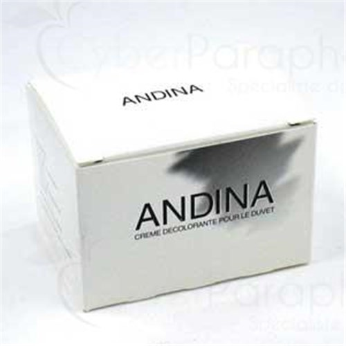 ANDINA, Bleaching Cream down. - Economic model