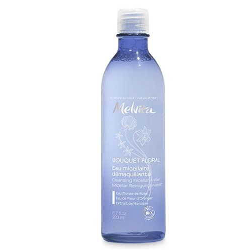 BOUQUET FLORAL ORGANIC WATER MICELLAR 200 ml