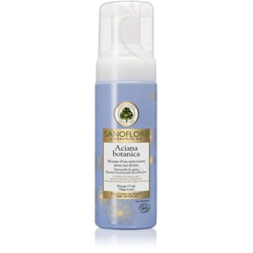 CLEANSING FOAM WATER ACIANA BOTANICA with soothing floral waters 150ml