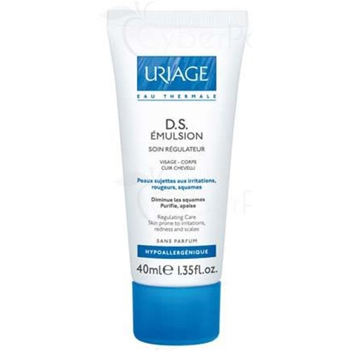 DS EMULSION, Care controller. - 40 ml tube