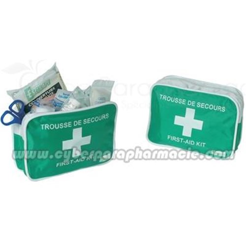 FIRST AID KIT Travel flexible