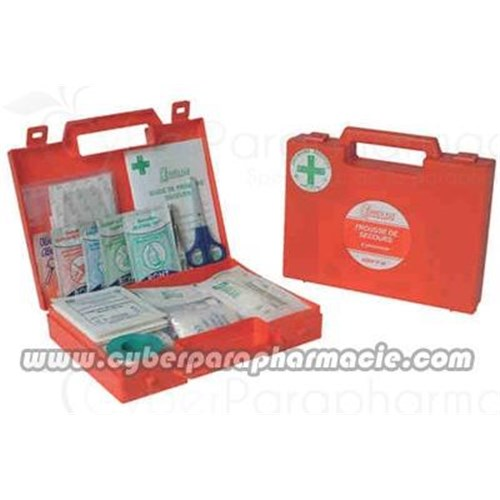 FIRST AID KIT Valisette 4 people