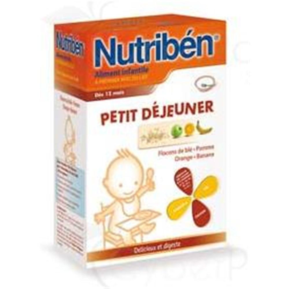 BREAKFAST CEREALS Nutriben Instant Infant Cereal Infant