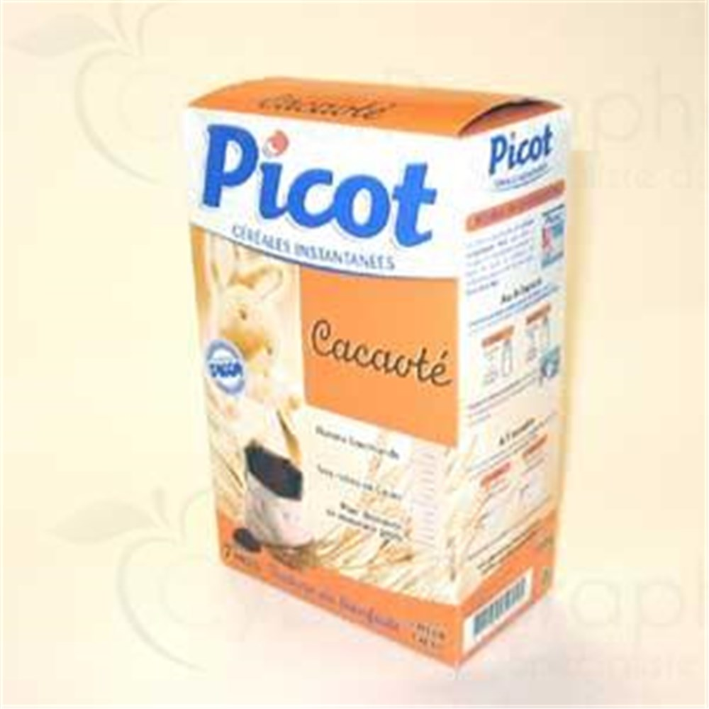 PICOT INSTANT GRAIN GROWTH Chocolaty, Instant Cereal