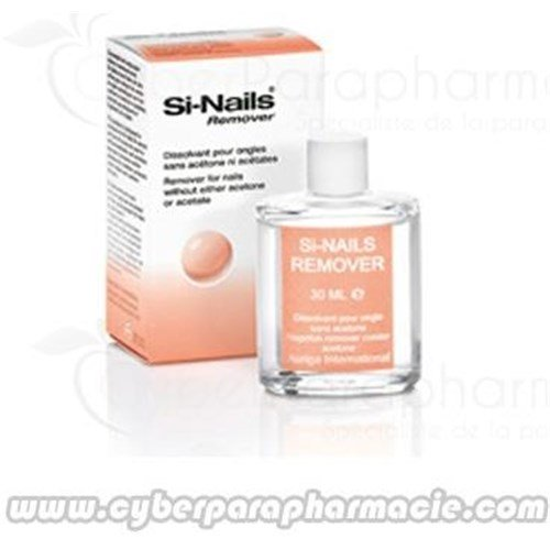 SI NAILS REMOVER Acetone-free remover 30ml