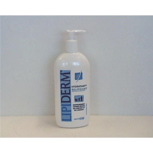 LIPIDERM, Emulsion corporelle relipidante. - tube 125 ml