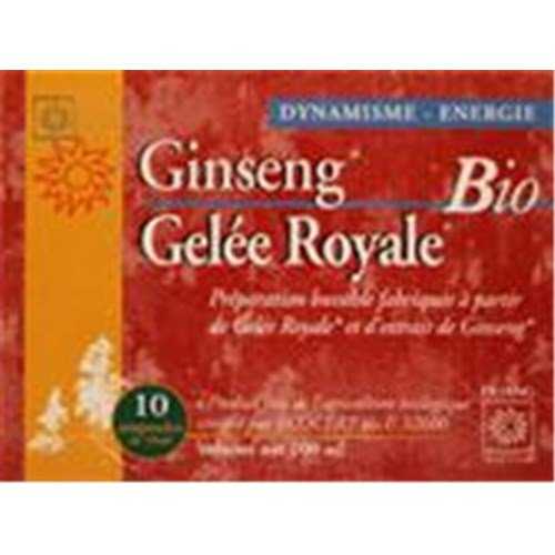 DAYANG BIO COMPLEX BULB GINSENG, ROYAL JELLY - Bulb, dietary supplement ginseng and royal jelly. - Bt 10