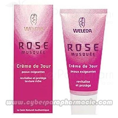 DAY CREAM Musky rose