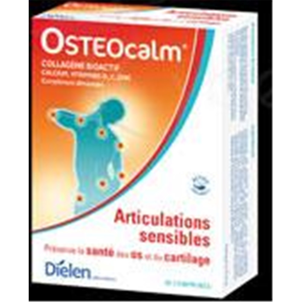 foto de OSTEOCALM, tablet, dietary supplement joint aim. - Bt 30