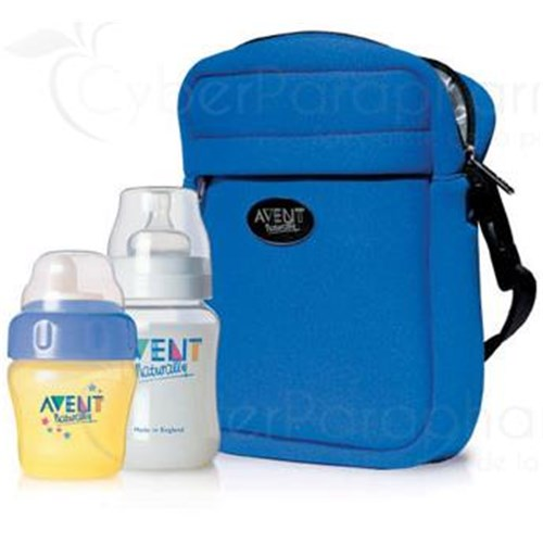 AVENT THERMABAG, Sac isotherme pour biberon Avent. - unité