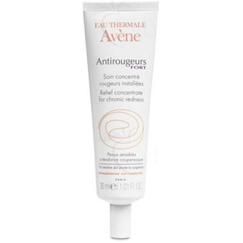 AVÈNE ANTIROUGEURS FORT, Soin concentré antirougeur. - tube 30 ml