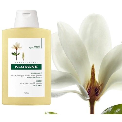 BRILLANCE Shampoo with wax Magnolia 200 ml