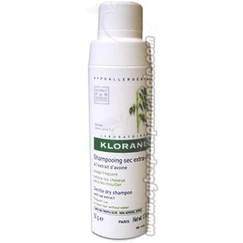 Kloran GENTLE DRY SHAMPOO With oat extract Powder