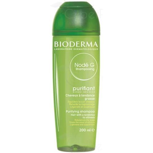 NODÉ G PURIFYING SHAMPOO, purifying shampoo. - Fl 400 ml
