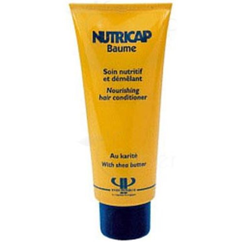 NUTRICAP BALM, Baume capillary nutritive care after shampoo with extract of shea nuts. - Tube 100 ml