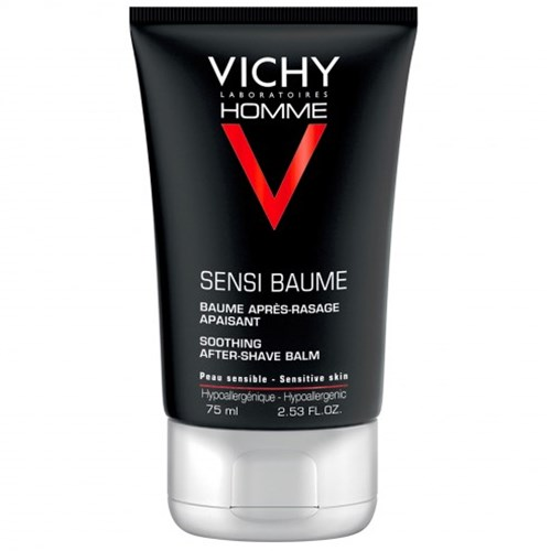 VICHY SENSIBAUME SOOTHING AFTER-SHAVE BALM 75ML MEN