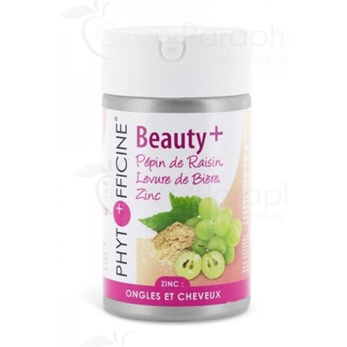 BEAUTY + 60 Capsules d'origine marine
