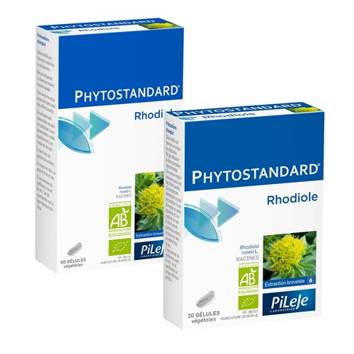 Phytostandard - Rhodiole 20 capsules