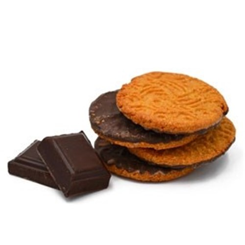 Biscuits nappage chocolat 5 sachets de 30 g