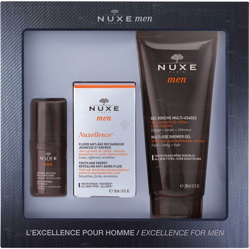 Nuxellence Men Coffret Noël
