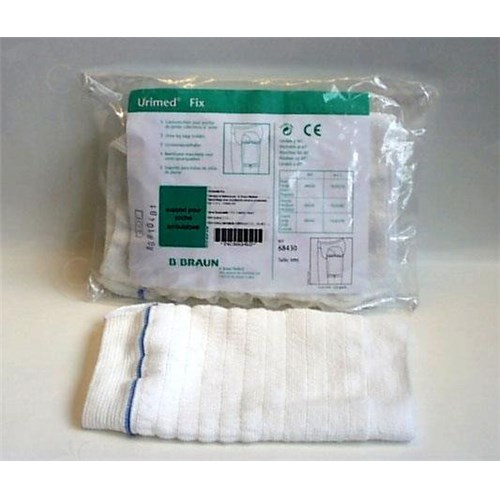 URIMED FIX, Filet support porte-poche à urine ambulatoire, réutilisable. PM (ref. 68520R) - sachet 2