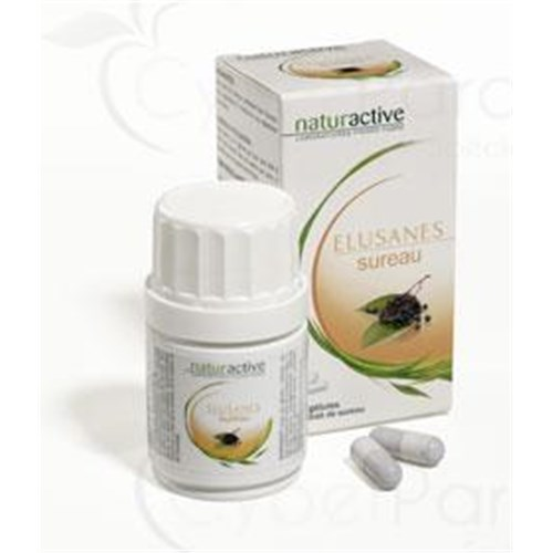 Elusanes SUREAU Capsule dietary supplement containing elderberry. - Bt 30
