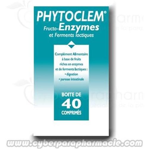 PHYTOCLEM Fructo-enzymes and lactic