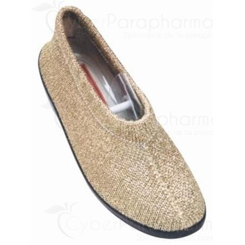 MAILLA BALLERINA GOLDEN Toe Shoe relaxation and comfort for women - pair