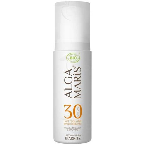 ALGA MARIS SUN MILK SPF 30 High Protection Sun Lotion SPF 30 -. Fl 100 ml