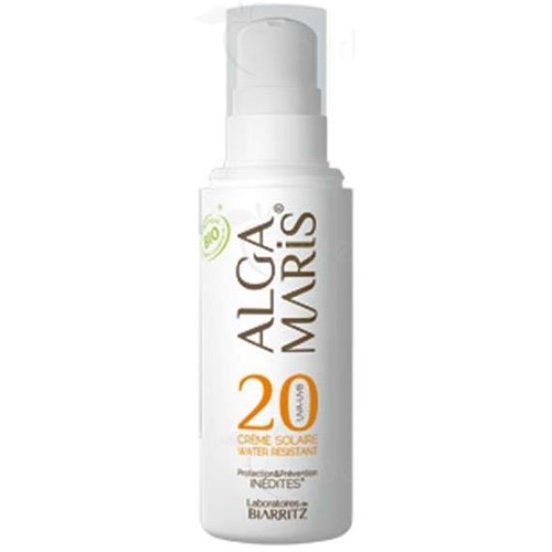 ALGA MARIS SUNSCREEN SPF 20 Sunscreen Protection average SPF 20 -. Fl 50 ml