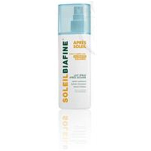 SOLEILBIAFINE MILK ALLERGY SUN AFTER SUN, Milk spray after high tolerance solar. - Spray 200 ml