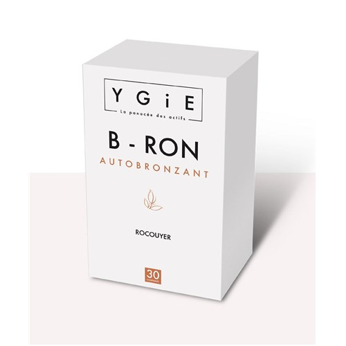 B - RON 60 SELF-TANNING TABLETS YGIE
