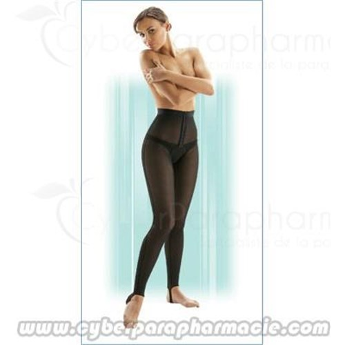 Liposuction clothing WOMEN: lipo panty ankle cut waist S/019
