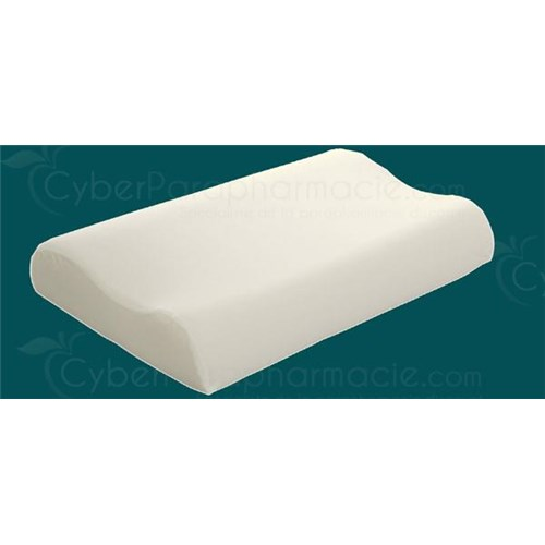 ATHENAX VISCO PLUS, anatomical shape memory pillow. (Ref. 420917) - unit